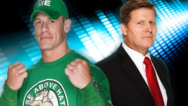 johnny ace vs cena