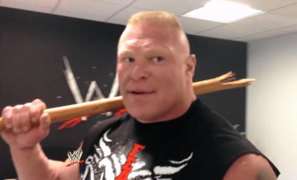 Brock Lesnar Hardee's Commercial
