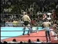 Hansen & DiBiase vs Bulldogs